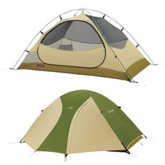 Photograph of  Montbell Thunderdome 2 tent, excellent condition view 1