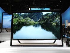 Samsung 110-inch 4K LED TV