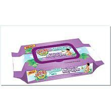 Earth's Best Sensitive Baby Wipes - Unscented - 64 ct