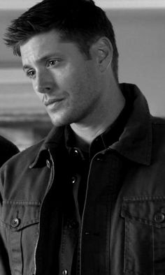 Okay Dean, I'll marry you. Don't give me that look. On second thought, you can give me that look anytime.