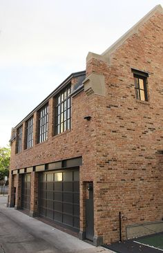 Reclaimed Chicago Brick House
