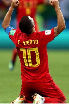 Belgium National Football Team, National Football Teams, Soccer Guys, Football Boys, Eden Hazard, Best Football Players, Soccer Players, Chelsea Fc, Real Madrid