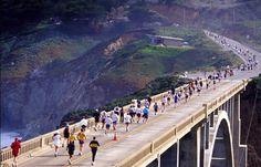 Big Sur Marathon is coming up in April!