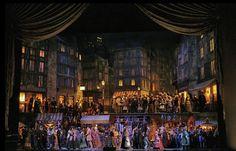 La Boheme (Metropolitan Opera House)