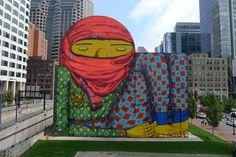Hoje é o dia mundial do graffiti e por isso resolvi fazer uma seleção de várias obras dos melhores grafiteiros do nosso país.