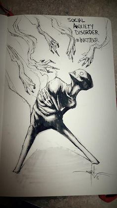 The major mental illnesses illustrated. - Album on Imgur