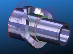 SprutCAM Turorial by COMAC: Rotary milling by 2D contour