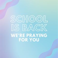 As Students and Teachers go back to school here is a graphic you can post on your Church Social Media to let them know that you and the rest of the church are praying for them!  church social media, church social media graphics, church social media graphics free, church social media posts, church social media post ideas, church social media design, social media design, social media graphic, christian quote, praying quote, blessing quote, back to school quote, back to school post, blessing Pray Quotes, Blessed Quotes, Back To School Quotes, Going Back To School, Church Graphic Design, Social Media Design, Social Media Graphics, Christian Quotes, Blessing