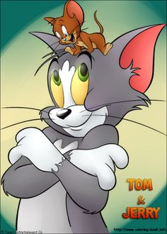 DeviantArt: More Like etc: Gijinka Tom and Jerry by jackettt