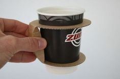 Paper Coffee Cup Handles13