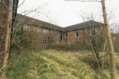 In the UK there a lot of abandoned RAF bases. World War II saw a massive focus on dominating the skies for Great Britain and as such there were a lot of RAF bases built around the country. Abandoned Places In The Uk, Raf Bases, About Uk, World War Ii, Great Britain, Sky, Country, Building, World War Two