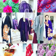 TodaysCoordinate の ♥Kimono´s colorful accent for your Today´s coordinate♥ Accent Colors, Colorful Fashion, Lgbt, Pride, Kimono Top, Happy, Etsy, Tops, Women