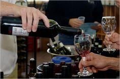 Ahhhhhh....wine tasting!