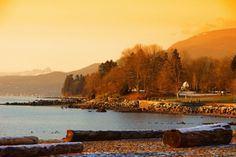 Stanley Park in Vancouver, BC