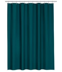 We offer fashion and quality at the best price in a more sustainable way. Teal Shower Curtains, Dark Curtains, Cottages By The Sea, Dark Teal, Home Furnishings, Fashion Online, Interior, Bathroom Ideas, Bathroom Things