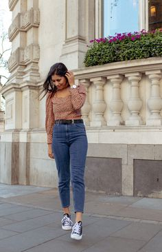 Six Pieces You Need In Your Spring Wardrobe - Gin & Biscuits Big Spring, Jeanne Damas, Square Neck Top, Black Loafers, Spring Trends, Nasty Gal, Gin, Me Too Shoes, Hair Clips