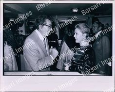 PB PHOTO abs-797 Dean Martin Actor Singer with Jeanne Martin