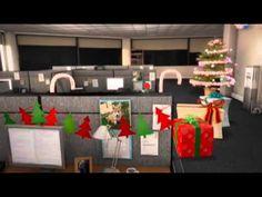Within Temptation Christmas Elf Dance