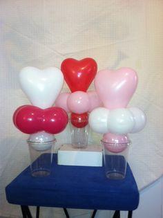 Valentine Candyloons!