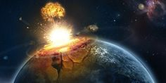 Menghadapi Asteroid Jatuh Ke Bumi, Bom Nuklir telah disiapkan NASA