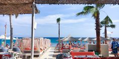 Myconian Kyma Design Hotel, Mykonos, Greece © Christoph Bugram / Restplatzbörse Design Hotel, Mykonos Greece, Partys, Strand, Hotels, Outdoor Decor, Home Decor, Travel Advice, Island