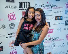 Ava and mommy Stargazing, Ava, Challenges, Model, Models, Modeling, Mockup