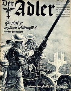 Der Adler №11 11 Juli 1939