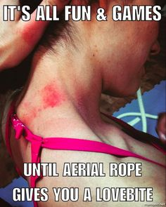 Here's What You Need To Know Before Trying Aerial Circus Classes