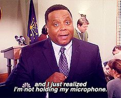 """I got Perd Hapley! Which Minor """"Parks And Recs"""" Character Are You?"""