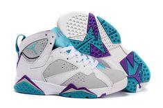 quality design b18e7 05ac8 Women Jordan Shoes -jordan shoes for women Women Air Jordan 7 white blue  Women  Air Jordan 7 - Women Air Jordan 7 white blue 2015 new.