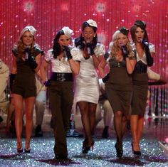Spice Girls at the 2007 Victoria's Secret Fashion Show
