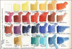 colour chart from http://rozwoundup.typepad.com/roz_wound_up/2009/04/my-schmincke-pan-watercolor-palette.html