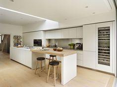 Kitchen Architecture - Home - Pure elegance