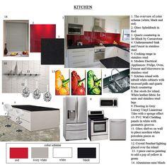 Moodboard - Kitchen