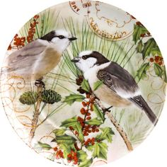 """<strong>Waechtersbach</strong> Accents Traditions 8"""" Joy Plate (Set of 4)"""