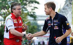 Official: Vettel joins Ferrari - F1technical.net