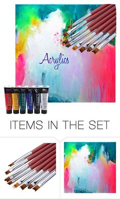 """""""art"""" by peace-100 ❤ liked on Polyvore featuring art"""