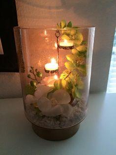 Bright Homes, Terrarium, Candle Holders, Candles, Home Decor, Home Ideas, Terrariums, Candy, Interior Design