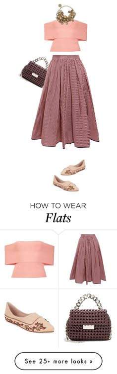 """""""Daywear"""" by hani-bgd on Polyvore featuring STELLA McCARTNEY, Tome, T By Alexander Wang, Free People and Elie Saab"""