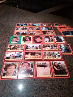 Star Wars Topps Trader Cards (55 Cards) | Collectibles, Non-Sport Trading Cards, Star Wars Trading Cards | eBay!