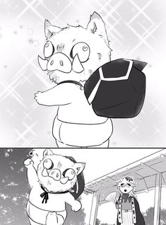 Chibi Anime, Fanarts Anime, Kawaii Anime, Otaku Anime, Anime Guys, Anime Art, Hiro Big Hero 6, Slayer Meme, Familia Anime