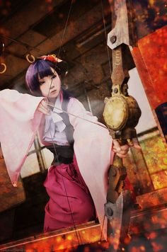 Ayame-kabaneri-cosplay by kuricurry on DeviantArt