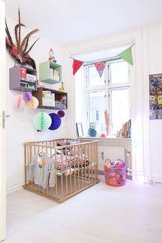 #crib -pinned by auntbucky.com #baby #nursery