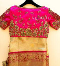 Needle Eye. <br> No. 6 Padma Complex Kamraj Cross Road Commercial Street. Bangalore India. <br> Email :  needleeye1@gmail.com. Contact : 098451 99032.