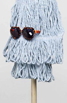 """Karen Walker """"Fight on"""" sunglasses"""