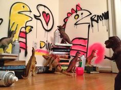 Dinovember: Bringing Toy Dinosaurs to Life - Neatorama