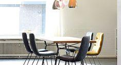 Esszimmer Arva von KFF Floor Chair, Flooring, Furniture, Home Decor, Lunch Room, Table, Essen, Homemade Home Decor, Wood Flooring