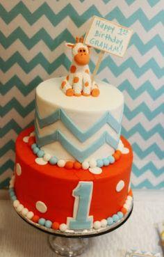 Boy Smash Cake Carisas Cakes Polka Dot Smash Cake cakes