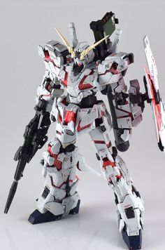 Unicorn Painting, Robot Illustration, Gundam Wallpapers, Gundam Mobile Suit, Unicorn Gundam, Gundam Custom Build, Gundam Art, Gunpla Custom, Custom Paint Jobs