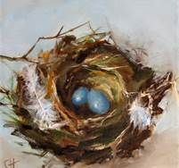 nest paintings - Bing Images